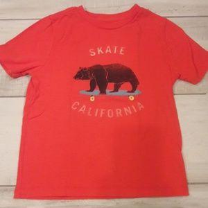 Skate california t-shirt